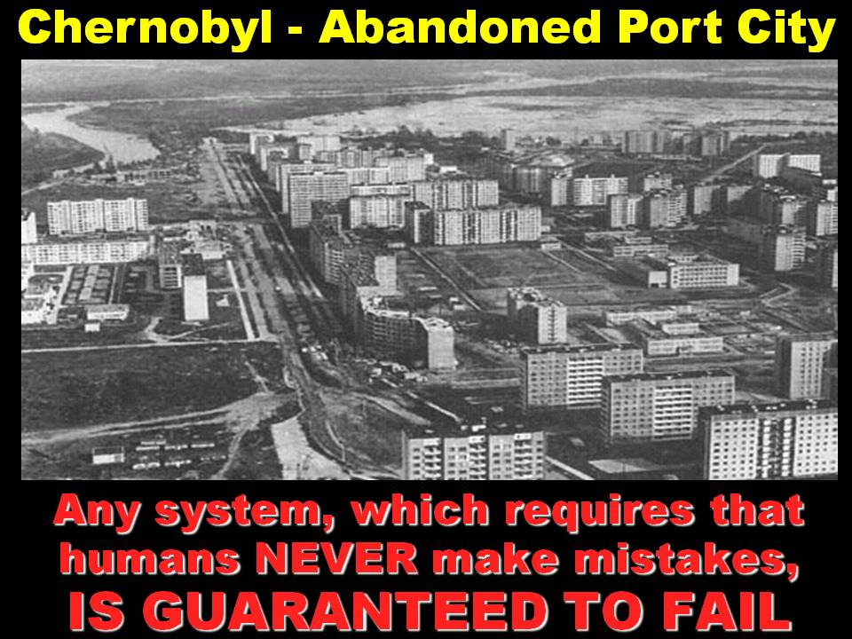 Chernobyl Abandoned Port City