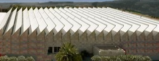 Example Large Scale Sawtooth Roof